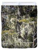 More Hoar On The Cedar Duvet Cover