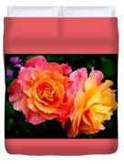 More Roses For Anne Catus 1 No. 1 H B Duvet Cover
