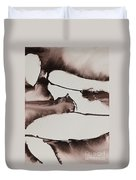 More Than Series No. 1380 Duvet Cover by Ilisa Millermoon