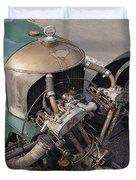 Morgan Trike Duvet Cover
