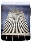 212x01-mormon World Headquarters  Duvet Cover