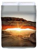 Morning Arch Duvet Cover
