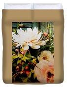 Morning Bloom Duvet Cover