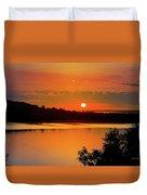 Morning Calm Duvet Cover
