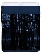 Morning Cypress Mist Duvet Cover