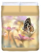 Morning Dance Duvet Cover