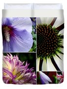 Morning Delight Duvet Cover by Priscilla Richardson