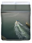 Morning Excursion Duvet Cover