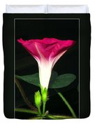 Morning Glory Stand Up Duvet Cover