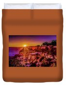 Morning Has Broken 2-painterly Duvet Cover