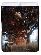 Morning In Tennessee Duvet Cover