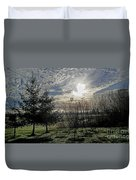 Morning Is Coming Duvet Cover