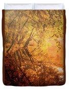 Morning Light Duvet Cover by Okan YILMAZ