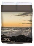 Morning Ocean Mist Duvet Cover
