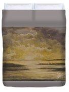 Morning On The Chesapeake Duvet Cover