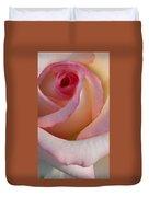 Morning Rose Duvet Cover