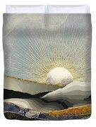 Morning Sun Duvet Cover