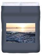 Morning Sunrise 09-02-18 #8 Duvet Cover