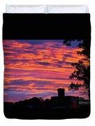Morning Sunrise Duvet Cover