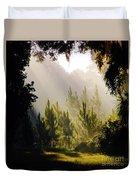 Morning Sunshine Duvet Cover
