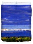 Morning View Duvet Cover
