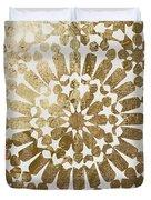 Moroccan Gold II Duvet Cover
