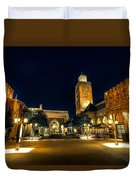 Morocco Pavilion, Epcot, Walt Disney World, Lake Buena Vista, Florida Duvet Cover