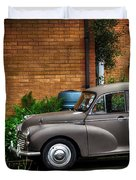 Morris Minor Duvet Cover