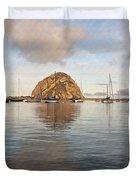 Morro Rocks Duvet Cover