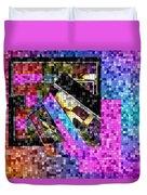Mosaic #106 Duvet Cover