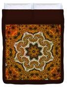 Mosaic Antigua Duvet Cover