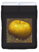 Mosaic Apple Duvet Cover