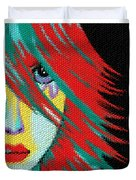 Mosaic Indie Duvet Cover