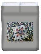 Mosaico Pavimentale Duvet Cover