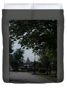 Moscow Shadows Duvet Cover