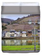 German Wine Country Duvet Cover