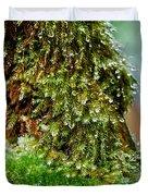 Moss Duvet Cover