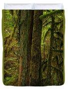 Moss Covered Giant Duvet Cover