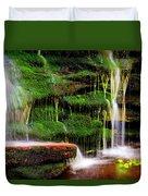 Moss Falls - 2981-2 Duvet Cover