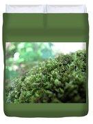 Moss I Duvet Cover
