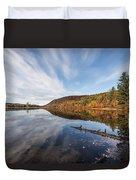Moss Lake Duvet Cover