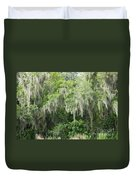 Mossy Branches Duvet Cover