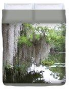 Mossy Duvet Cover