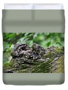 Mossy Tree Knot Duvet Cover