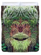 Mossman Tree Stump Duvet Cover
