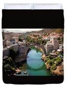 Mostar Duvet Cover