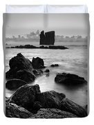 Mosteiros Islets Duvet Cover