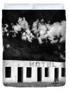 Motel Duvet Cover