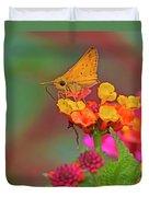Moth #2 Duvet Cover