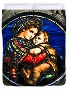 In God We Trust Wall Art Print Duvet Cover